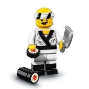 LEGO 71019 Minifigúrky - The LEGO Ninjago Movie - Sushi Chef