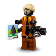 LEGO 71019 Minifigúrky - The LEGO Ninjago Movie - Flashback Garmadon