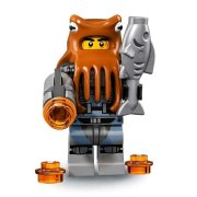 LEGO 71019 Minifigúrky - The LEGO Ninjago Movie - Shark Army Octopus