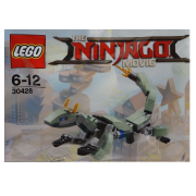 LEGO 30428 Green Ninja Mech Dragon