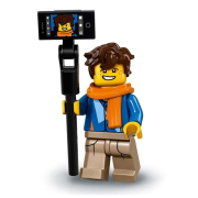 LEGO 71019 Minifigúrky - The LEGO Ninjago Movie - Jay Walker