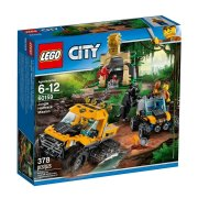 LEGO 60159 Obrnený transportér do džungle