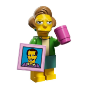 LEGO 71009 The Simpsons Series 2 - Edna Krabappel