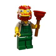 LEGO 71009 The Simpsons Series 2 - Groundskeeper Willie