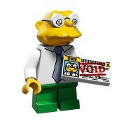 LEGO 71009 The Simpsons Series 2 - Hans Moleman