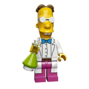 LEGO 71009 The Simpsons Series 2 - Professor Frink