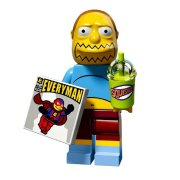 LEGO 71009 The Simpsons Series 2 - Comic Book Guy